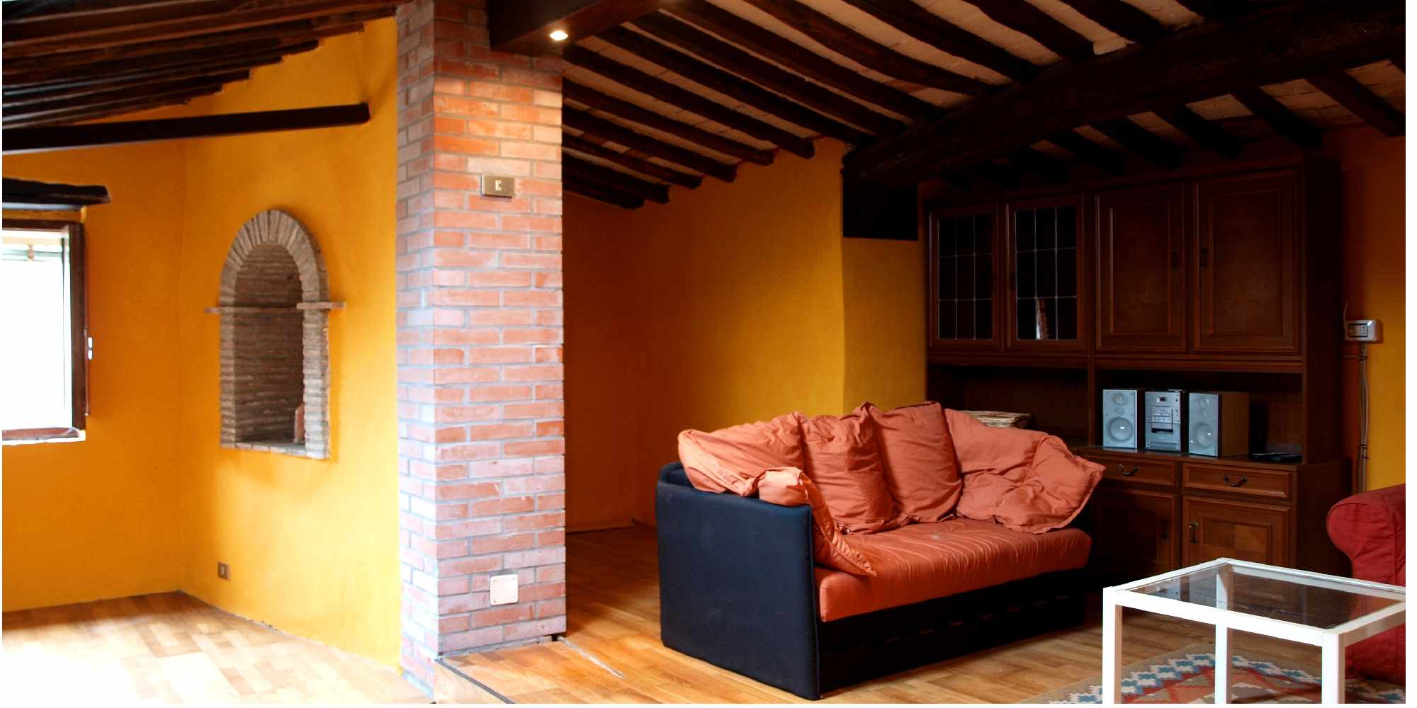 Lucca attached house with landscape