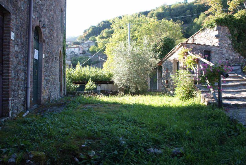 Terratetto rustico a Vetriano