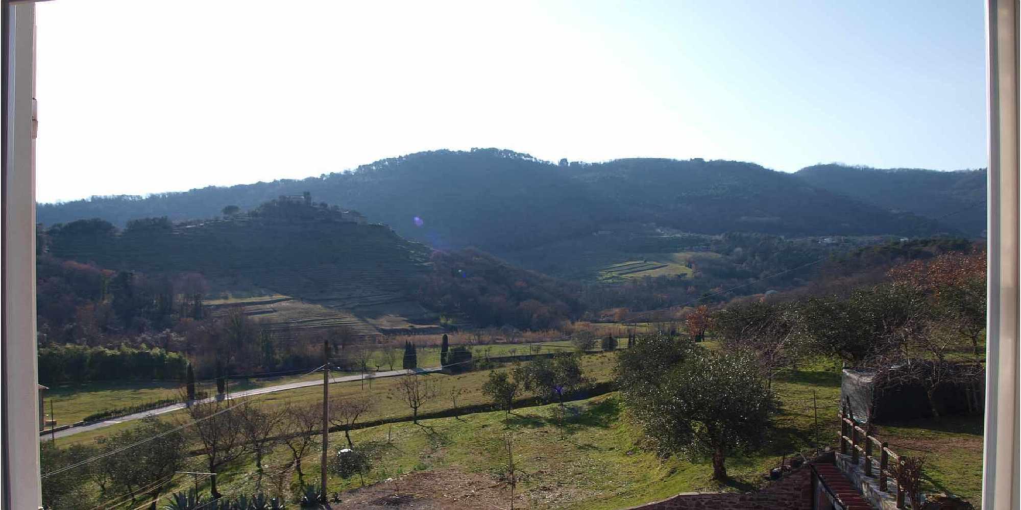 Terratetto sulle colline Lucchesi