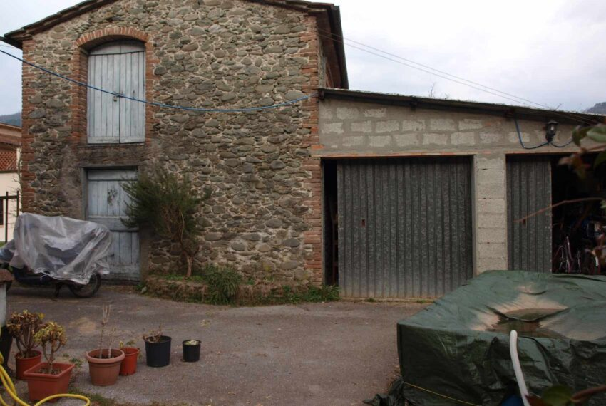 capanna e garage